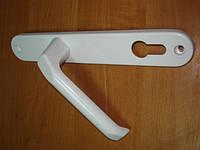 Ручка на планке на металопластиковую дверь