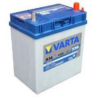 Автомобільний Акумулятор VARTA 40 А Варта 40 Ампер 540 126 033