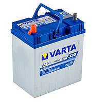 Автомобільний Акумулятор VARTA 40 А Варта 40 Ампер 540 127 033