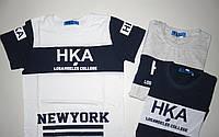 Детская футболка  для мальчиков рост 146, 164, ТМ Grace CH-3087 , Венгрия