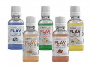 Flavour Drops OstroVit 50 ml, фото 2