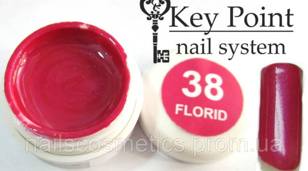 №38 Florid гель-краска