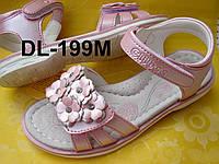 Красивые летние босоножки,сандалии  для девочки