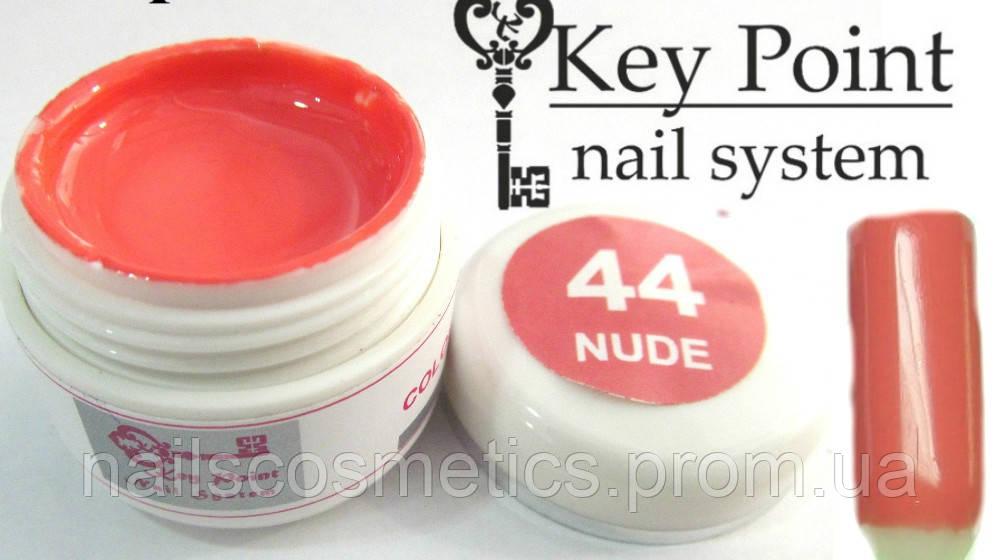 №44 Nude гель-краска