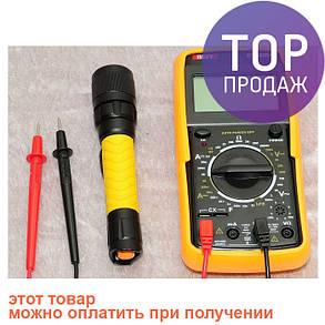 Мультиметр Универсальный DT 9205A, фото 2
