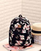 Женский рюкзак Магнолии малый