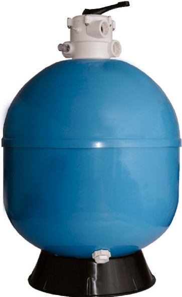 Песочный фильтр для бассейнов с боковым подключением Kripsol Artik AKT640