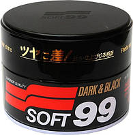 "Полироль Soft99 ""Dark and Black Wax"""
