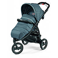 Коляска Peg-Perego Book Cross Completo Blue Denim (IP02300079DF51DB51)