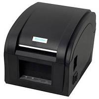 Термопринтер этикеток Xprinter  , наклеекрих-кода XP-360B 80мм