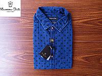 Шикарная мужская рубашка Massimo Dutti (L)