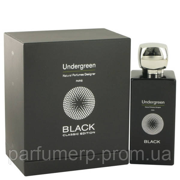 Undergreen Black Classic (100мл), Unisex Парфюмированная вода  - Оригинал!