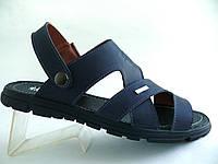 Кожаные сандалии SKY TOWN (сьемный задник)