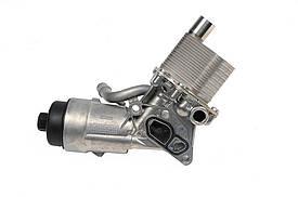 Корпус масляного фильтра в сборе с теплообменником GM 55566784  A14NEL B14NEL A14NET B14NET OPEL Astra-J
