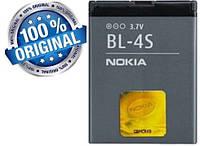 Аккумулятор батарея BL-4S для Nokia 3600 3710 7020 7610 X3-02 2680 оригинал
