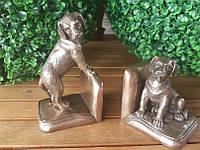 "Коллекционная подставка для книг Veronese ""Собаки Лабрадоры"" WU76280Y1"