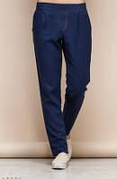 Женские брюки 15336 джинс