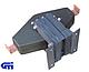 ТПЛ-10  У3 40/5 кл.т. 0,5S проходной трансформатор тока с литой изоляцией на напряжение до 10 кВ. , фото 3