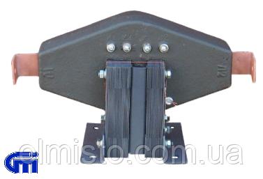 ТПЛ-10  У3 400/5 кл.т. 0,5S проходной трансформатор тока с литой изоляцией на напряжение до 10 кВ.