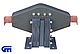 ТПЛ-10  У3 50/5 кл.т. 0,5S проходной трансформатор тока с литой изоляцией на напряжение до 10 кВ., фото 2