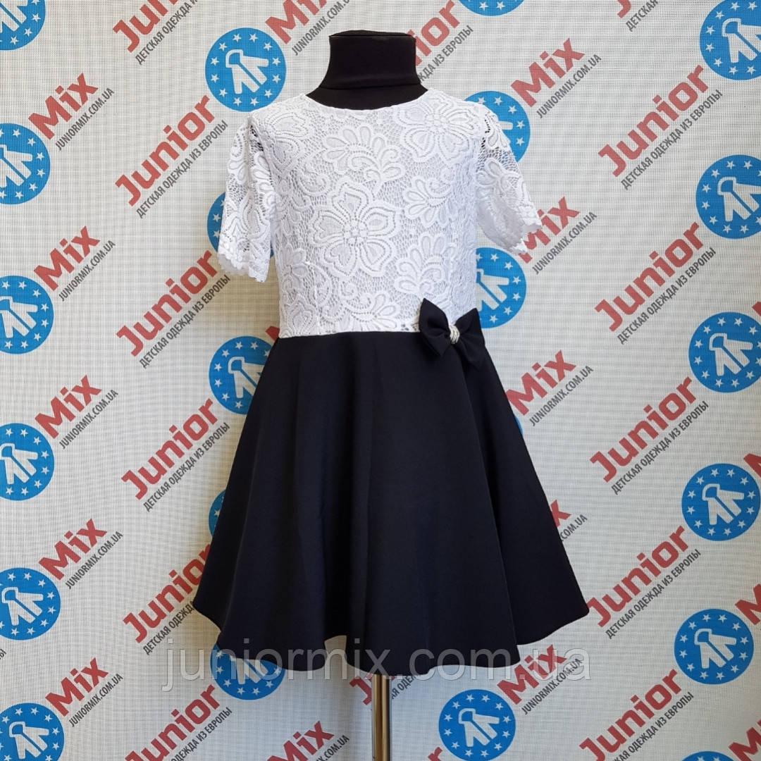Оптом детское платье на девочку Alessja. ПОЛЬША