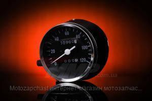 Спидометр Дельта хром( 120 км/ч )