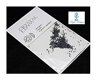 Камни Сваровски пикси иссине черные 1440шт YRE