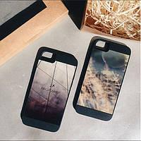 2в1 Пластиковые и силиконовые чехлы для моделей iPhone 6/6s