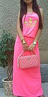 Платье Adidas легкий штапель Есть сумка