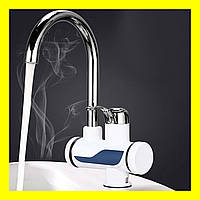 Проточный нагреватель воды для кухни, умывальника Rapid