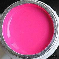Цветной гель (гель-краска) СОСО №131