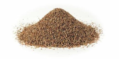 Фильтровальный песок QuartzLine, фракция 0.5 — 1.2 мм, мешок 25 кг
