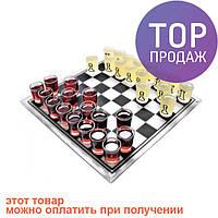 Алко Шахматы 35*35 см / алкогольные игры