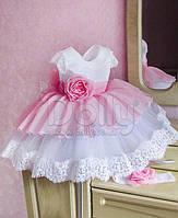 Платье Дороти розовое