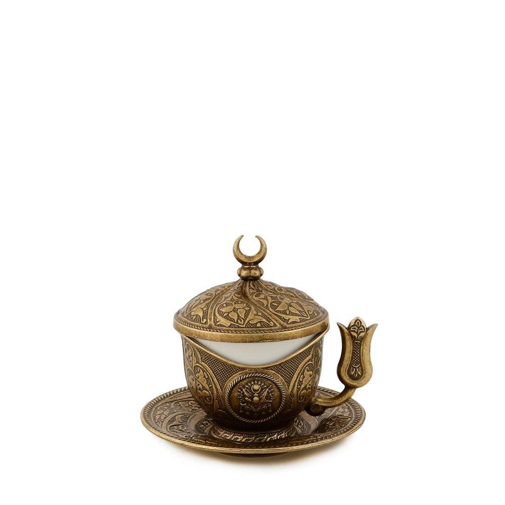 Чашка для кофе Sena Античный тюльпан Тирьяки