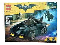 "Конструктор 81906 Бетмен The Batman Movie ""Бэтмобиль"" 295 дет"