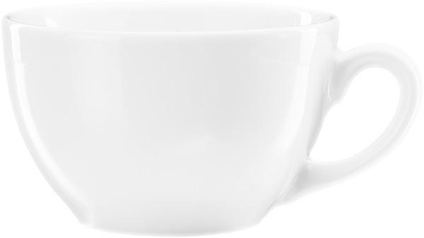 Чашка 250 мл. фарфоровая, белая Mira, FoREST