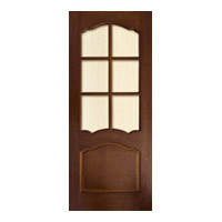 Дверное полотно Карина браун стекло 600