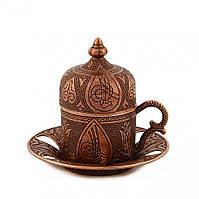 Чашка для кофе Бронзовый ажур