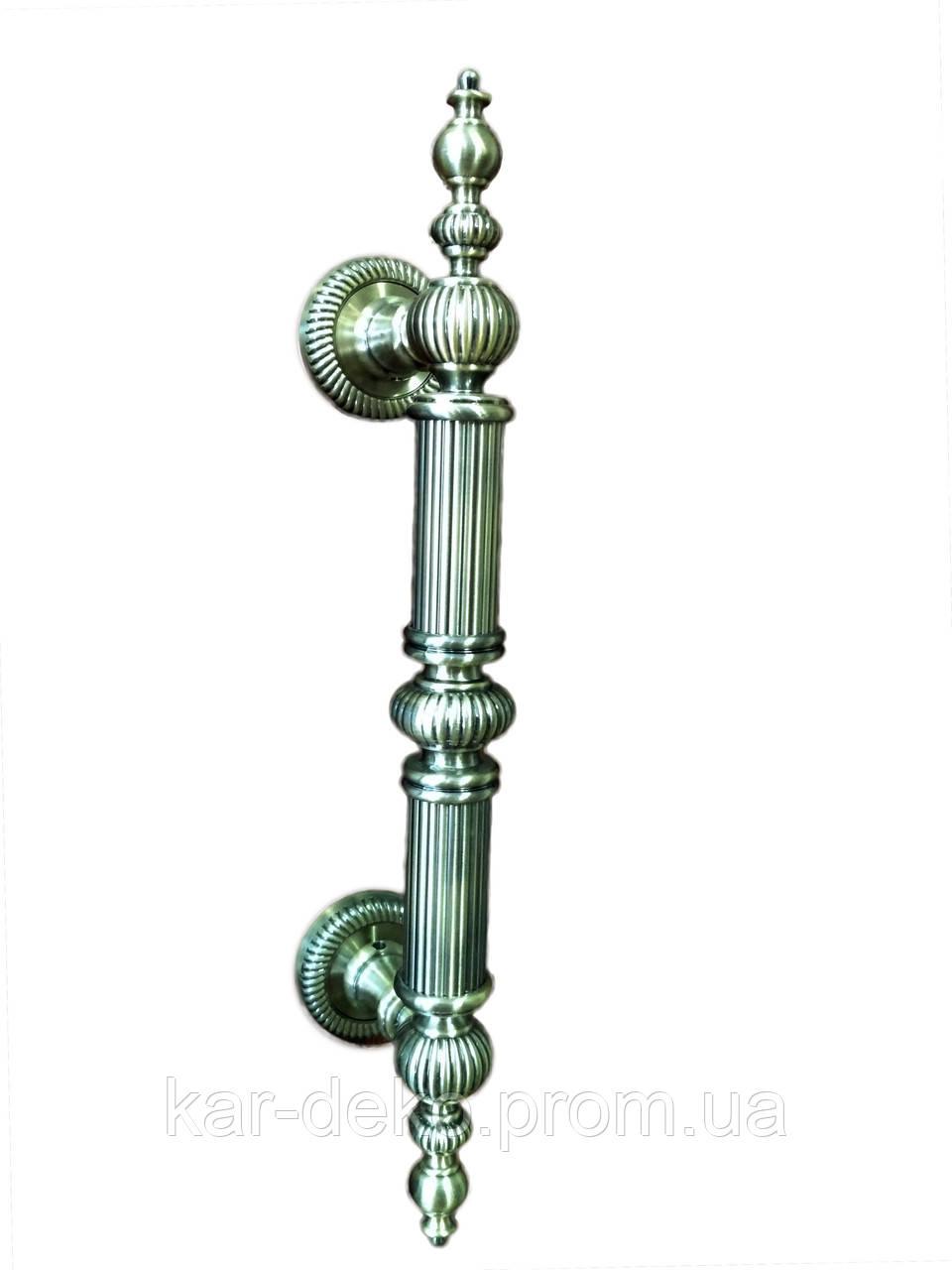 Ручка дверная скоба antik