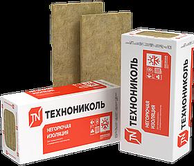 Технофас Эффект 50 мм 135 кг/м.куб. базальтовый утеплитель Технониколь