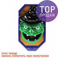 Дверной звонок «Spooky Talking Doorbell» Ведьма / прикол-шокер