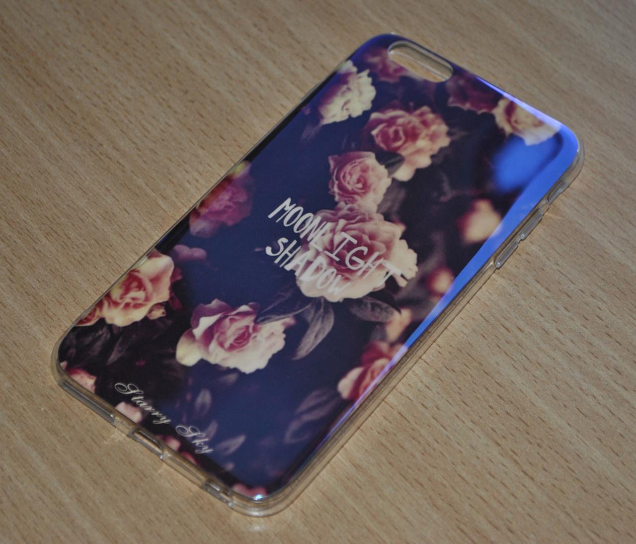 Чехол силиконовый для iphone 6S+