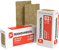 Техноруф 45 50 мм 140 кг/м.куб базальтовый утеплитель Технониколь