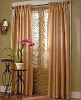 Французская штора индивидуальный пошив