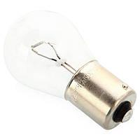 Лампа заднего фонаря 12V 21W (одноконтактная) прозрачная OSRAM 2098345 2098252 4808889 11062779 2098934 6223173 94535560 93190466 90002520 94535560