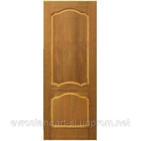 Дверное полотно Карина св.орех стекло 700