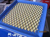 Фильтр воздушный  Ланос К-212