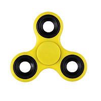 Спиннер - Игрушка для пальцев, желтый
