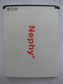 Аккумулятор Nephy для Gigabyte GSmart Aku A1 (ёмкость 1500mAh)